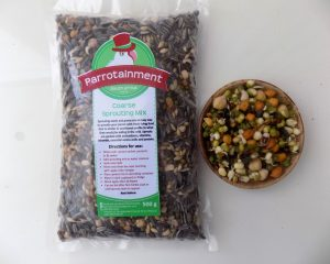 Coarse Sprout Mix