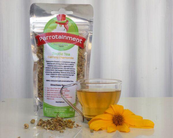 Tootie Tea_Calming Chamomile